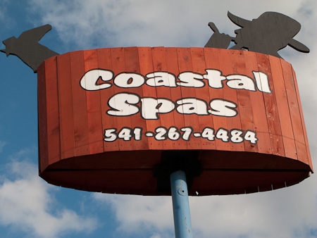 Services offered by Coastal Spas - Coos Bay pool and spa sales and service.